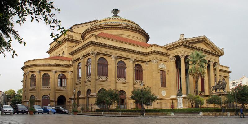 Risultato immagini per Teatro Massimo – Palermo